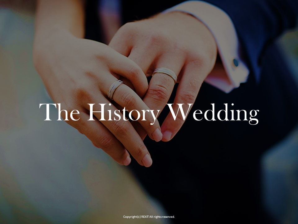 The History Wedding