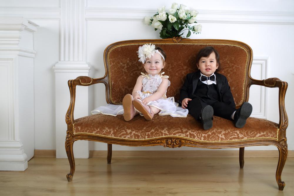 子供が二人