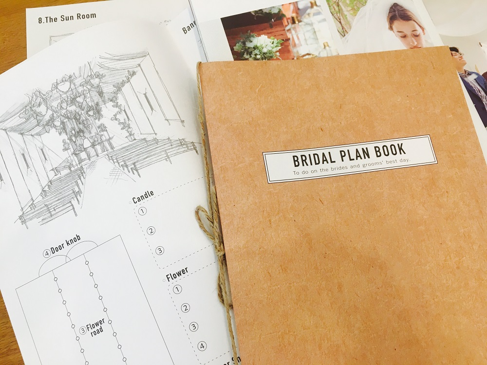 Bridal Plan Book