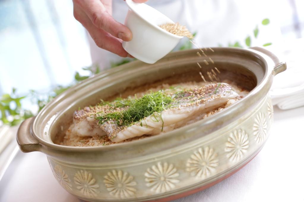 葉山庵 料理