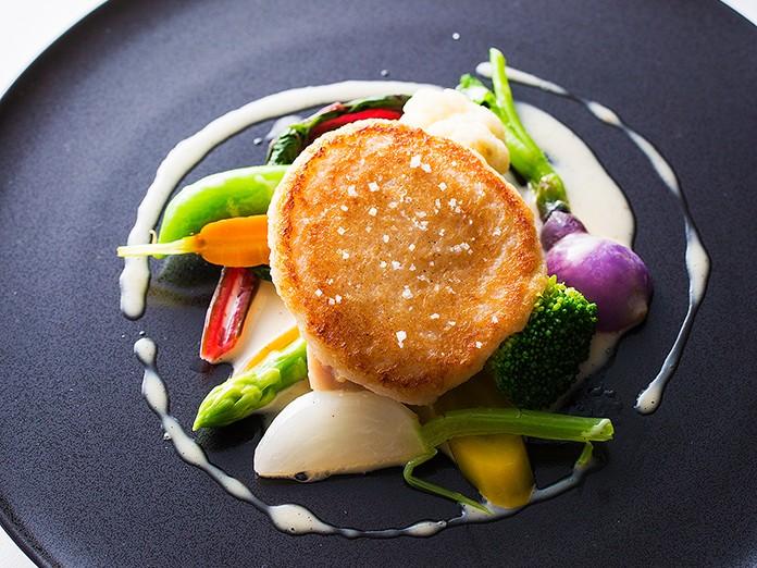 クラシカ表参道 料理