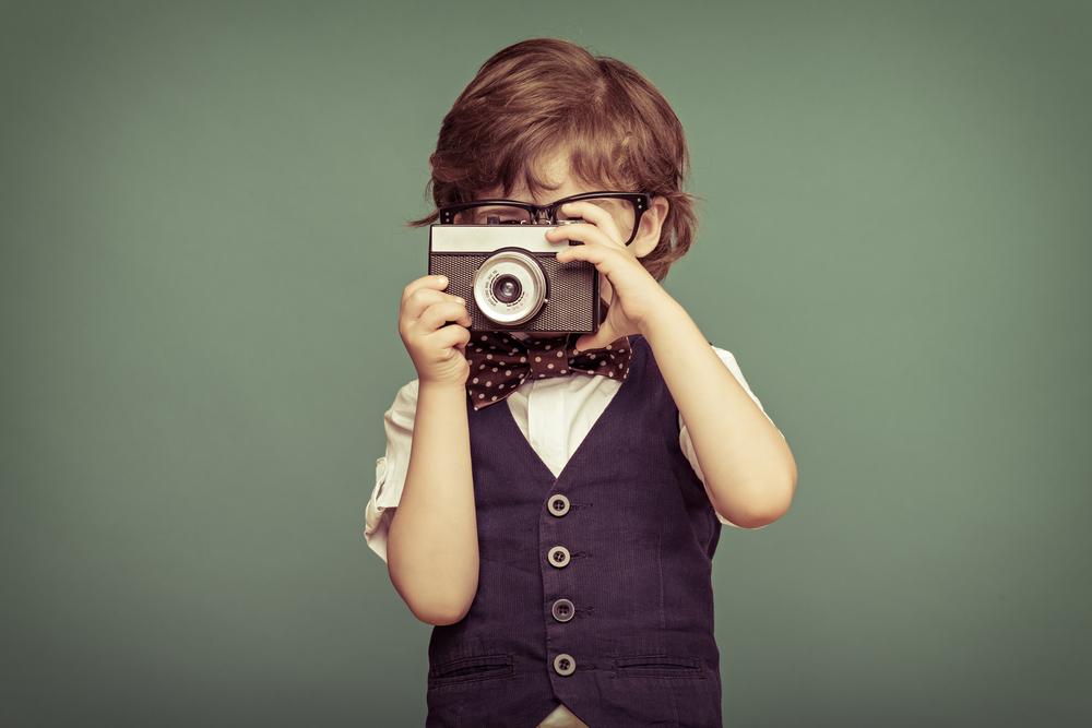 子供 カメラマン