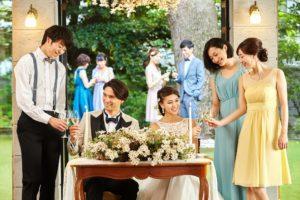 結婚式でゲストの満足が保証される質の高いサービスって、どういうもの?