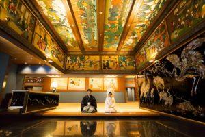 和装の結婚式に興味のある方、必見!ホテル雅叙園東京の和装へのこだわり