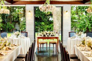結婚式で人気のレストラン、マノワール・ディノの料理へのこだわりって?