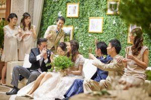 本当のおもてなしを考えるなら、結婚式のドリンクにもこだわって!ホテル雅叙園東京の場合
