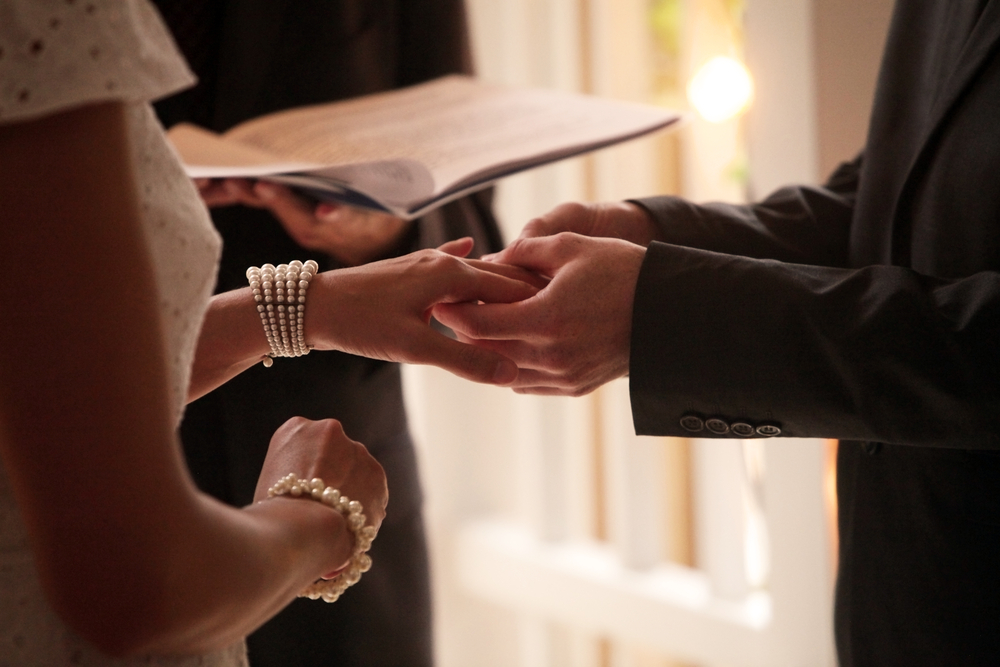 結婚式 誓い