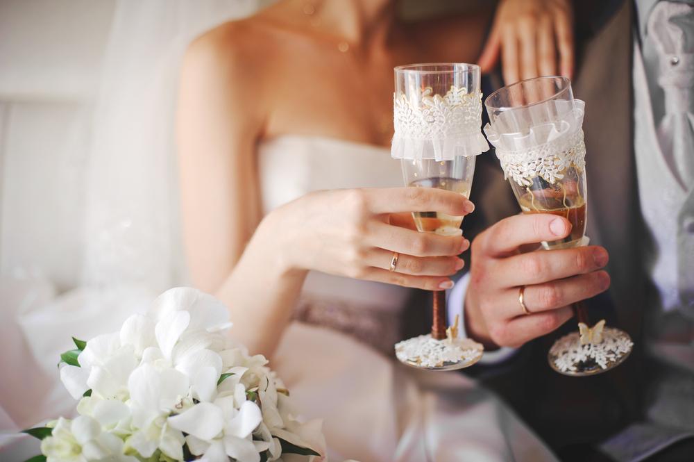 結婚式 上質