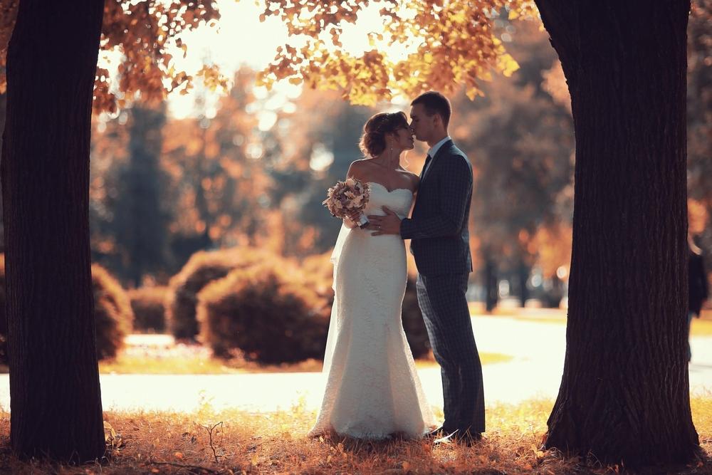 秋 結婚式