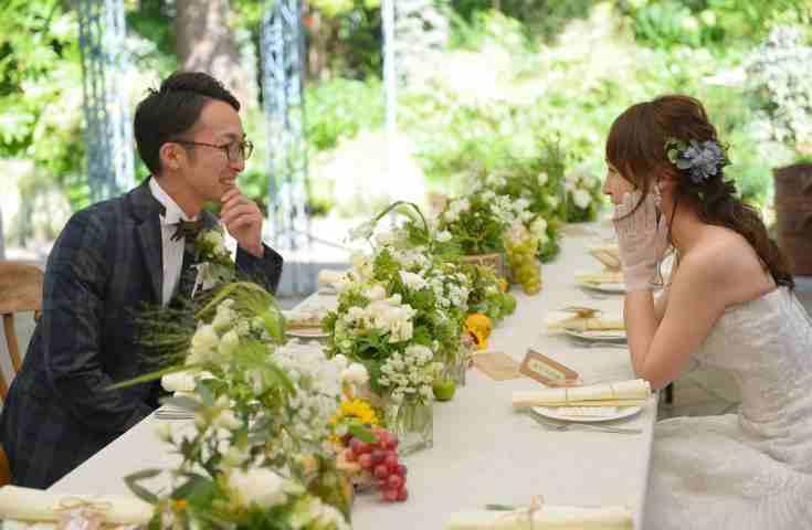 何もしない結婚式もあり!肩の力をぬいて楽しむウエディングにはシンプルさが必要だった