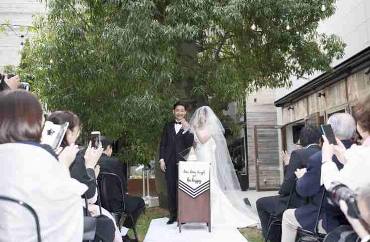 プロデューサーは新郎新婦。柔軟性のある会場と人の力を見極めて理想の結婚式を