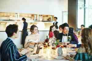 結婚式の常識を覆す?!アルカンシエル南青山の「おもてなし」がつまったお料理に心もお腹も満たされる♪