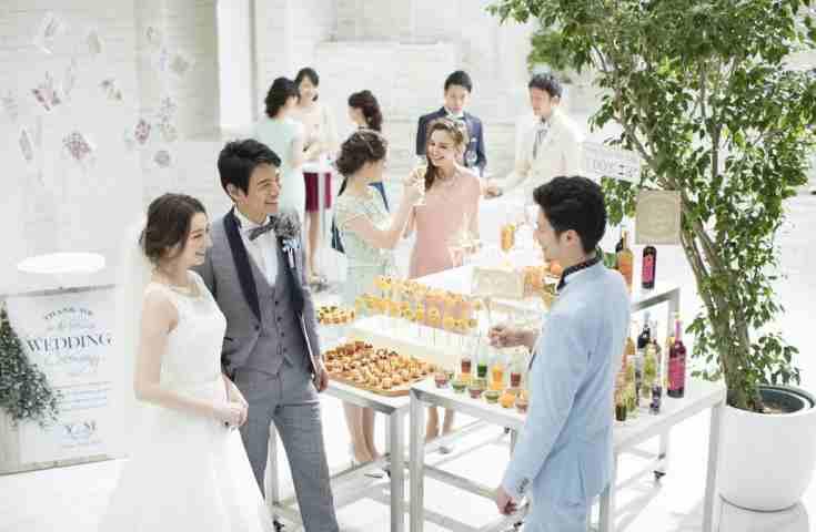 おもてなし重視!ウエルカムパーティができる東京・横浜の結婚式場まとめ