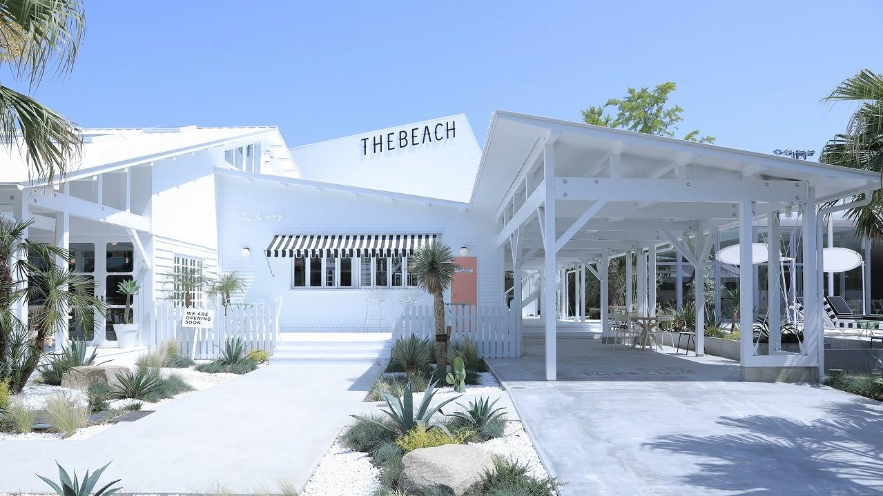 THEBEACHザビーチの外観