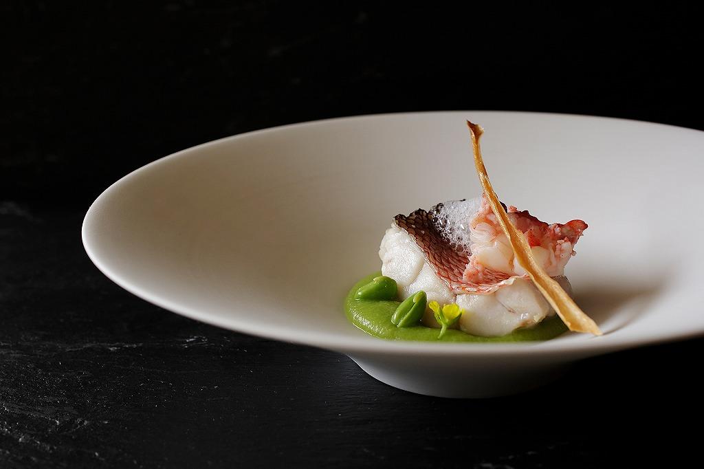 横浜迎賓館の料理