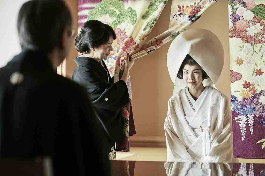 ホテル雅叙園東京の神前式