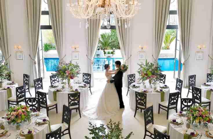 とことん真面目なスタッフだからこそできる、ふたりが輝く結婚式づくり