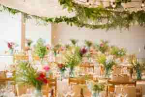 装飾・コーディネートにこだわりたい人におすすめ!都内の結婚式場5選