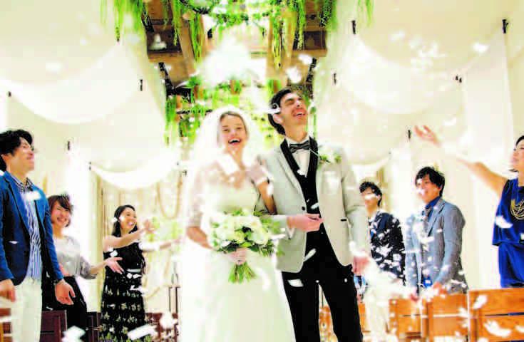 ふたりにしかできない結婚式は必ずある!【THINGS Aoyama Organic Garden.dth】オリジナル取材記事まとめ
