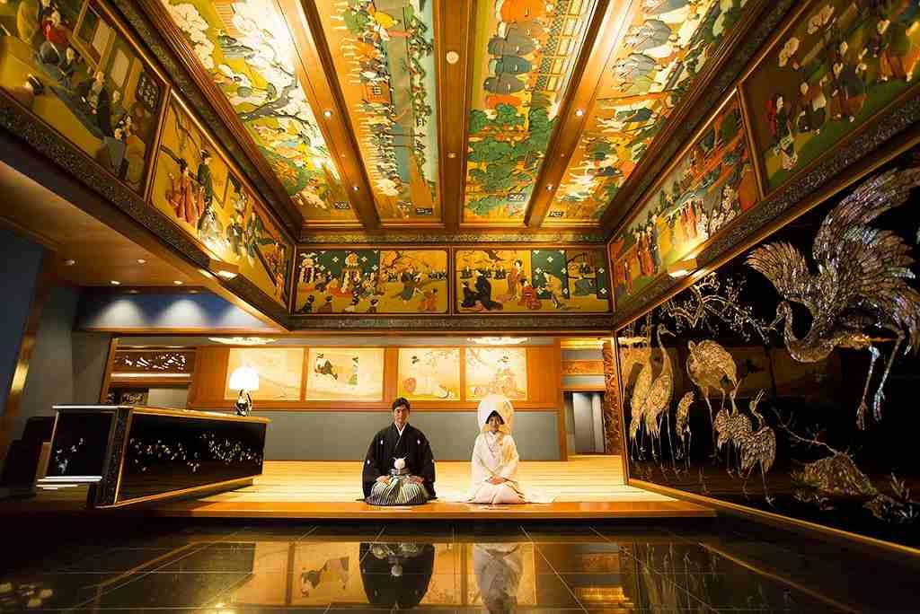 ホテル目黒雅叙園