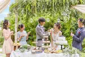 理想の結婚式を実現するために必要なこと。それは、スタッフの熱意と行動力