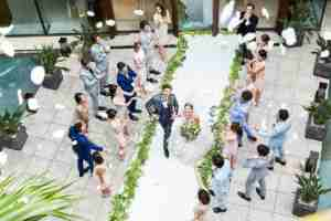 結婚式の満足度をUPさせるキーワードは、「安心」「夢中」「心地よさ」