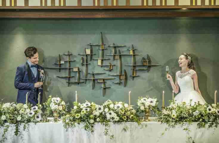 「便利」というおもてなしがある。地元の大切な人たちへ贈る結婚式