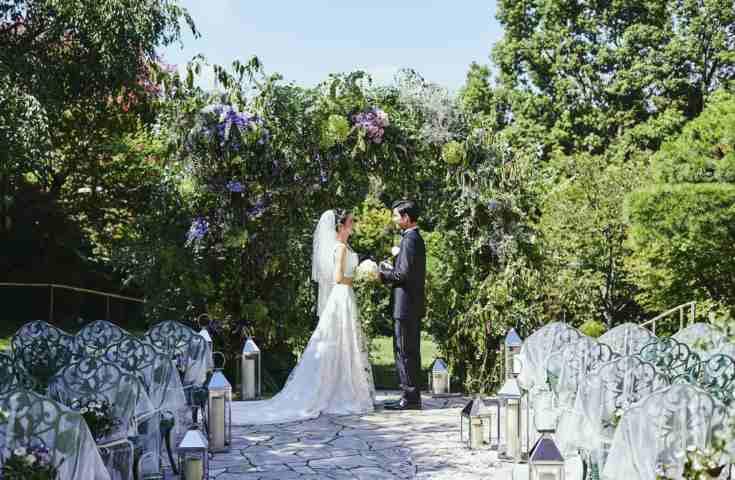 【素敵な結婚式を発見!】まるで映画のヒロイン♡都心で叶える海外風ウエディングのつくりかた