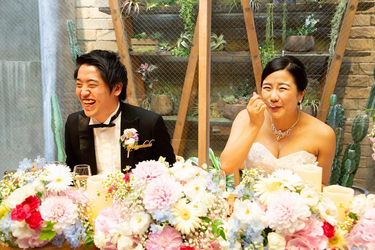 THINGS Aoyama Organic Garden.dthの結婚式