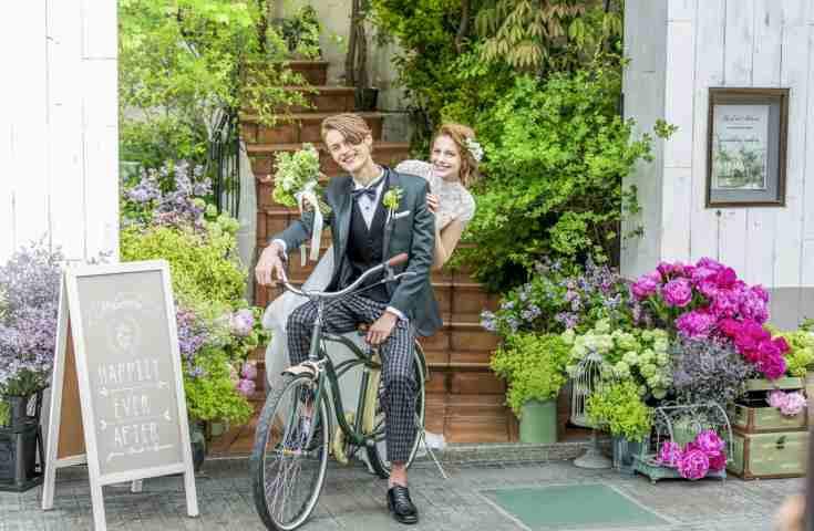 披露宴会場もエントランスも自由に飾り付け!二人らしい結婚式を叶えるために|ルシェルブラン表参道オリジナル取材記事