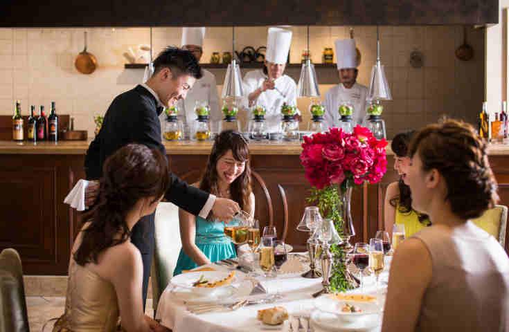 五感で楽しむ料理とは?一生記憶に残る結婚式をつくりあげるために|The Club of EXCELLENT COASTオリジナル取材記事