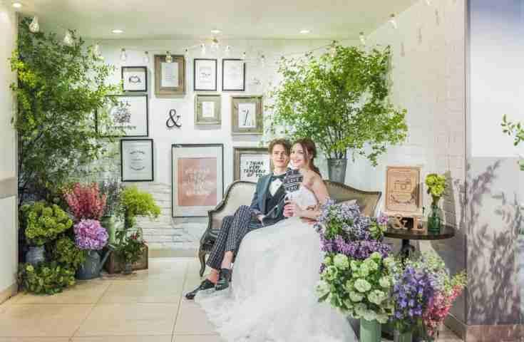 おしゃれで開放的。人気のナチュラルウエディングを叶えられる結婚式場とは|ルシェルブラン表参道オリジナル取材記事