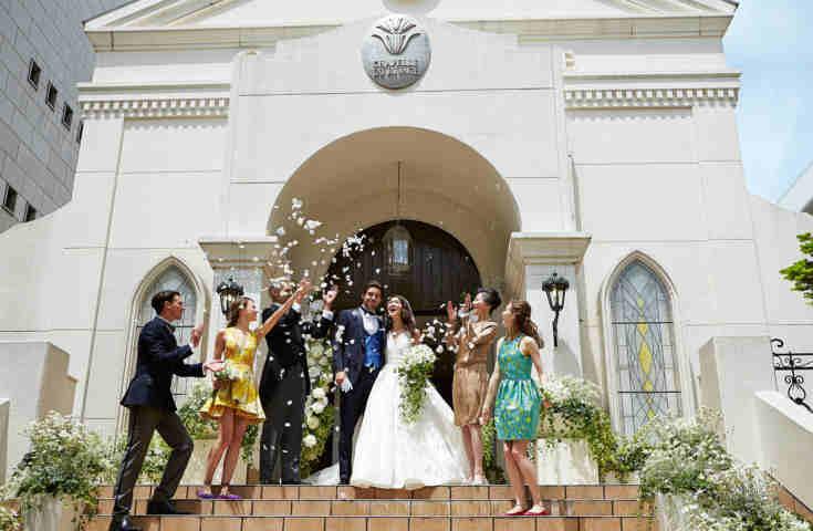 子どもと一緒に結婚式を楽しめる!パパママキッズ婚・子連れゲスト向けのサービスとは?|The Club of EXCELLENT COASTオリジナル取材記事