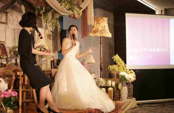 ルールに縛られない私らしいスタイルで!宮城舞さんが語る自分らしい結婚式のカタチ Wedding Select Fes イベントレポ