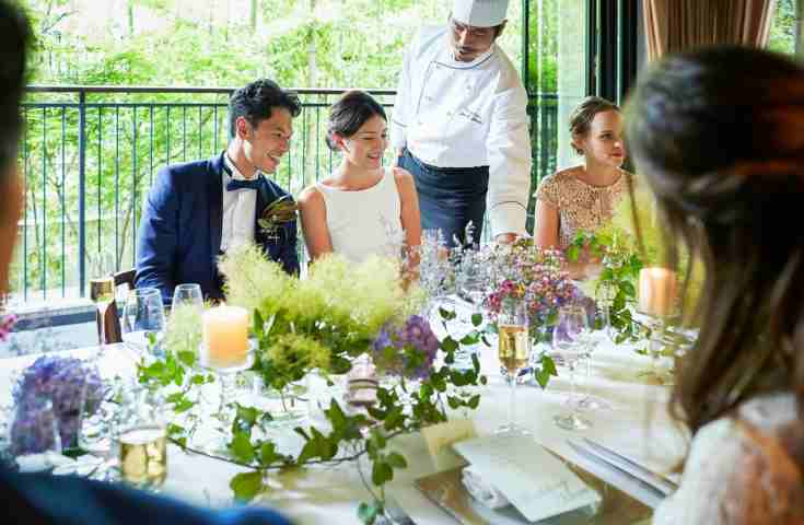 【口コミよりリアル!な結婚式情報】表参道のゲストハウス「クラシカ表参道 別邸KEYAKI」の全容をご紹介♪