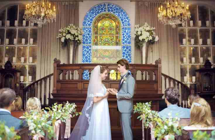 あの幸せな光景が鮮明によみがえる。記憶に残る結婚式を挙げるには?|ラ・バンク・ド・ロア オリジナル取材記事