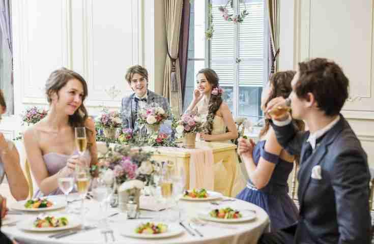 みんなが笑顔に! 誰しもが楽しめる結婚式をつくるコツとは? ラ・バンク・ド・ロア オリジナル取材記事