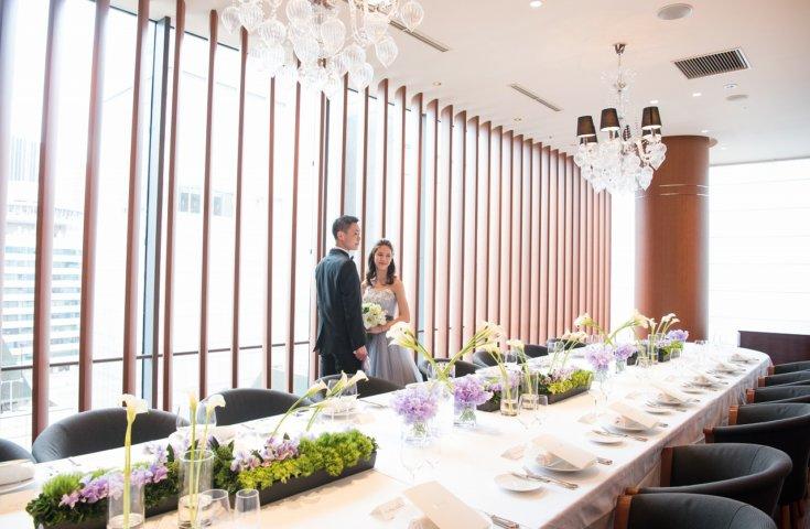 【口コミよりリアル!な結婚式情報】銀座の貸切レストラン「アルジェント」の全容をご紹介♪