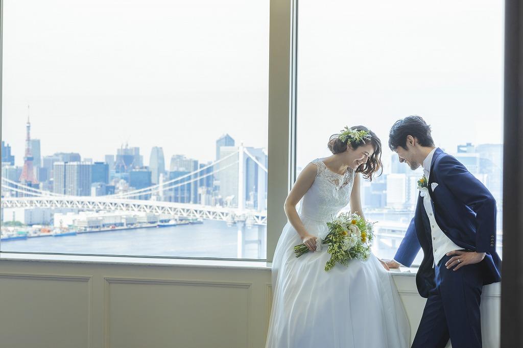 東京の大切な居場所が増える結婚式場。【グランドニッコー東京 台場】取材記事まとめ