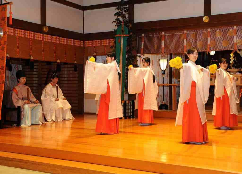 東京大神宮挙式