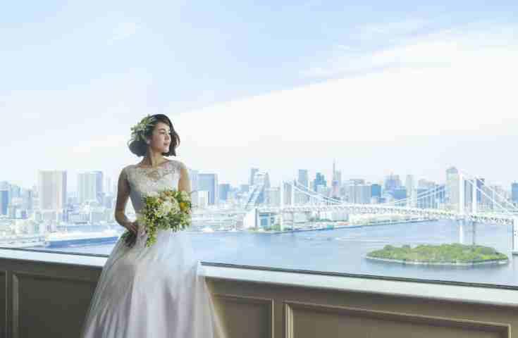 こんな東京、知らなかった!結婚式でゲストと一緒にふたりが暮らす街の魅力を感じませんか?|グランドニッコー東京 台場 取材記事