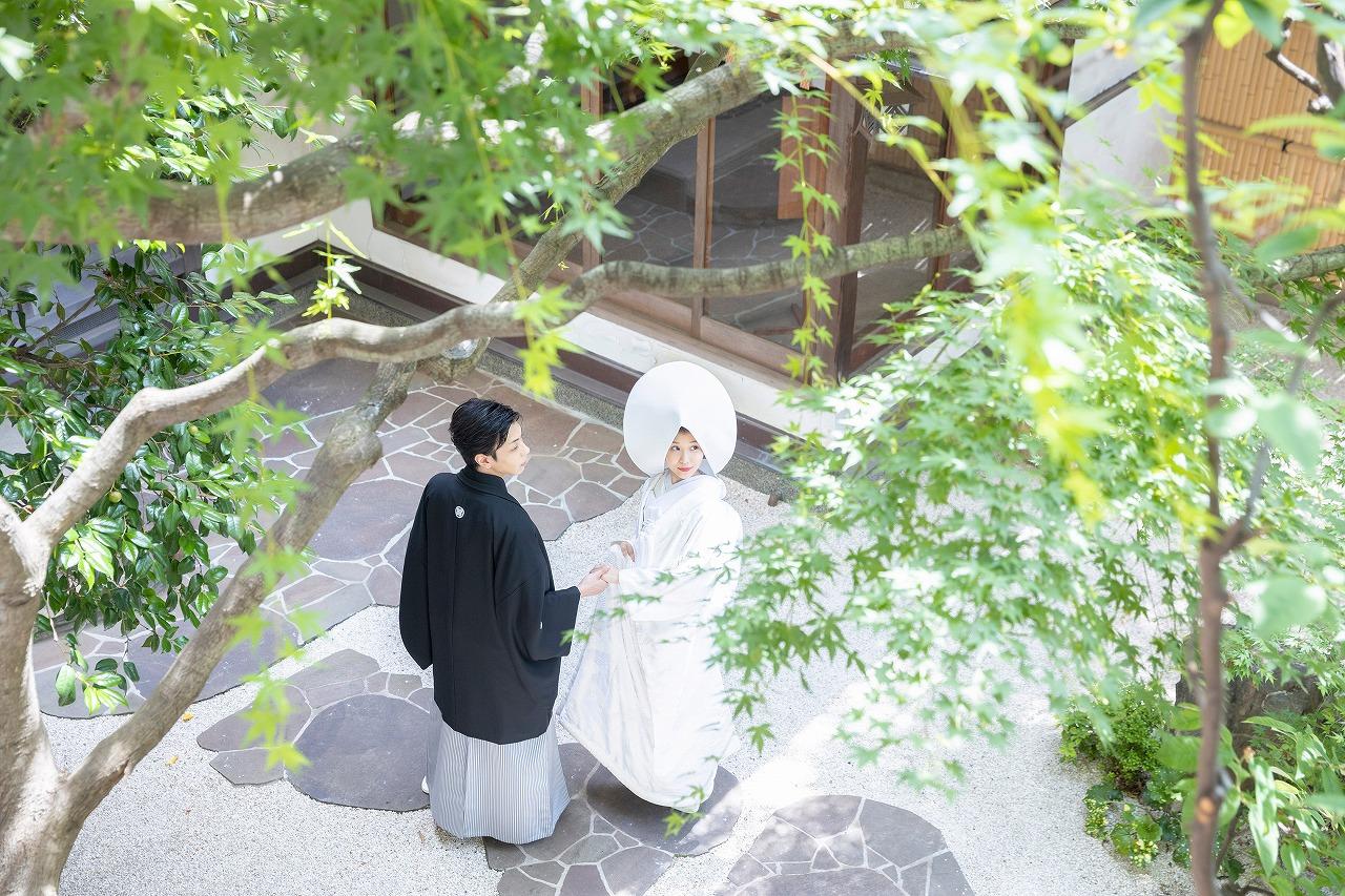 日本の伝統が届けるおもてなしを。ゲストに喜ばれる和婚の作り方|東京大神宮マツヤサロン 取材記事