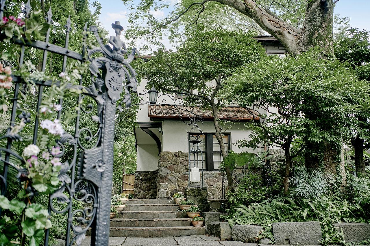 旧石丸邸ガーデンテラス広尾