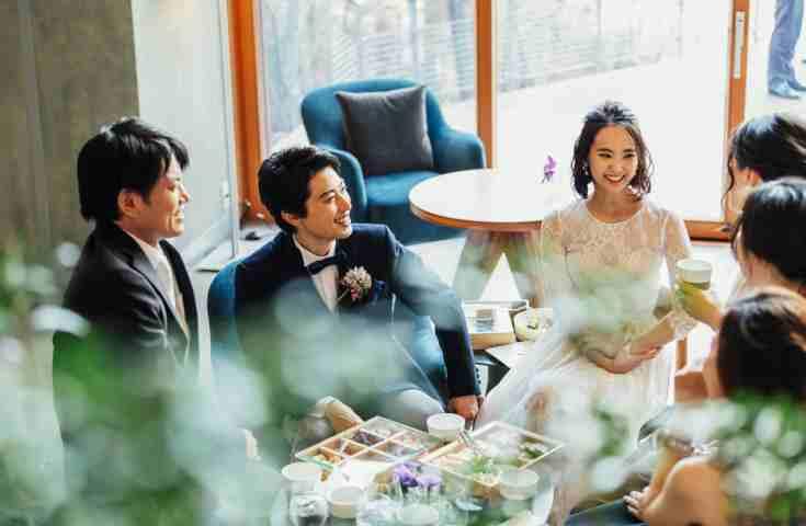 少人数ならではの魅力が満載!軽井沢で別荘ウエディング|ヨコブキヴィラ 取材記事