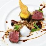 グルメなゲストは知っている!レストランウエディングにイノベーティブ料理の新風|アルジェント 取材記事